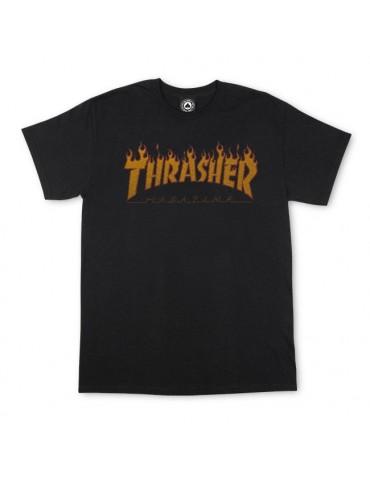 Thrasher Flame Halftone...