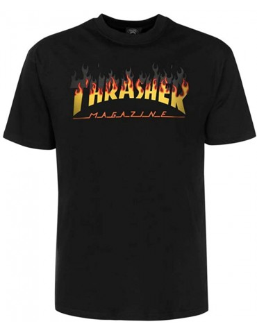 Thrasher BBQ Logo T-shirt