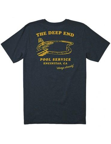 Nixon Pool Service Tee