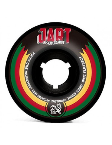 Jart Wheels Kingston 51mm 83b