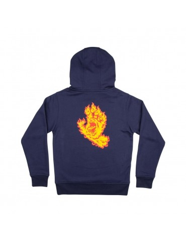 Santa Cruz Youth Flame Hand...
