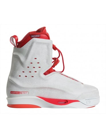 Liquid Force Riot 4D White Red
