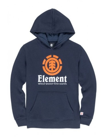 Element Vertical Hood Boy Navy