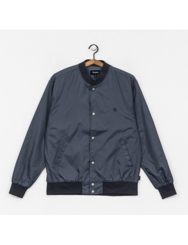 Brixton Arlo Jacket Dusty Blue