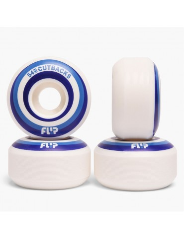 Flip Cutbacks Wheels 54mm...
