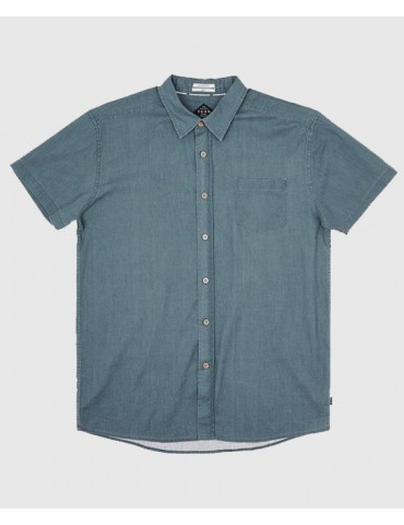 Afends Borders SS Shirt