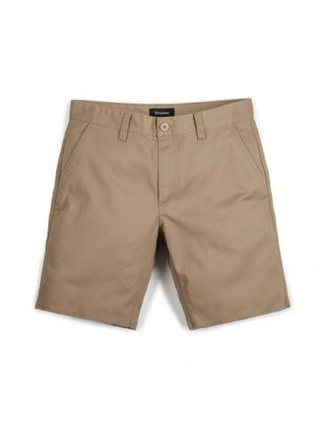 Brixton Toil II Short Khaki