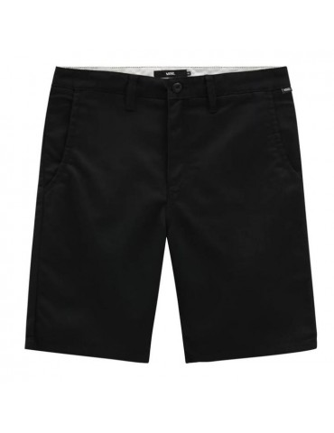 Vans Authentic Stretch Shorts Black Boy