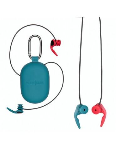 Surf Ears Earplugs 3.0 Red
