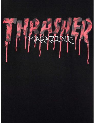 Thrasher Blood Drip T-shirt...