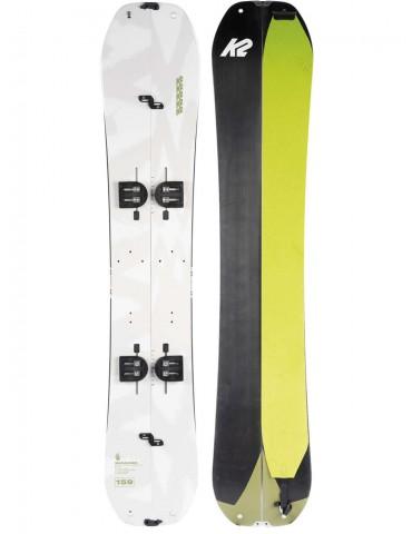 K2 Marauder Splitboard Package