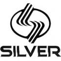 Silver Skateboard Trucks